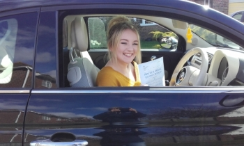 Sue is such a wonderful instructor. I used to dread driving lessons with previous instructors but with Sue they were so much more enjoyable. Sue is super patient and will help you until you are a 100% confident. Would recommend Sue to anyone!...