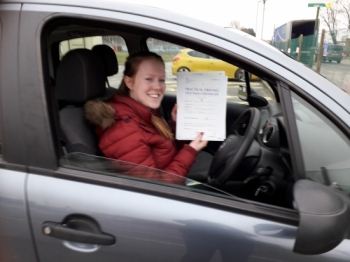 Couldnacute;t of wished for a better instructor Sue is so patient Friendly fun and very clear when explaining things I canacute;t thank Sue enough for teaching me how to learn to drive as now i feel like such a confident and safe driver