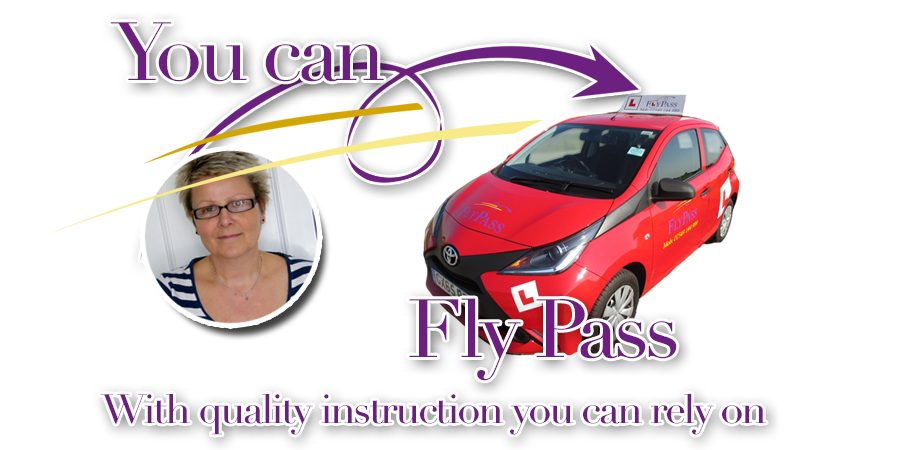 Driving lessons with Flypass Driving School